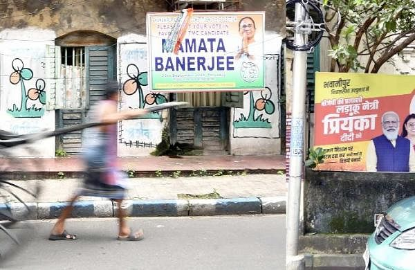 Bhowanipore bypoll hots up as TMC, BJP woo voters in non-Bengali belt