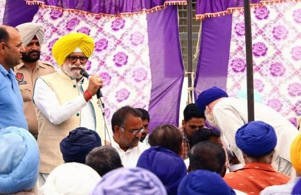 Congress leaders write to Sidhu against inclusion of 'tainted' Rana Gurjit Singh in Punjab cabinet