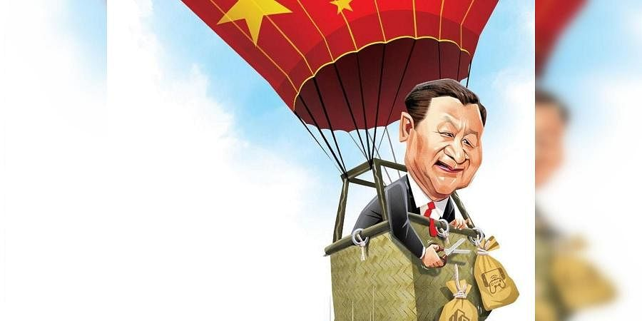 Chinese wealth, Xi Jinping