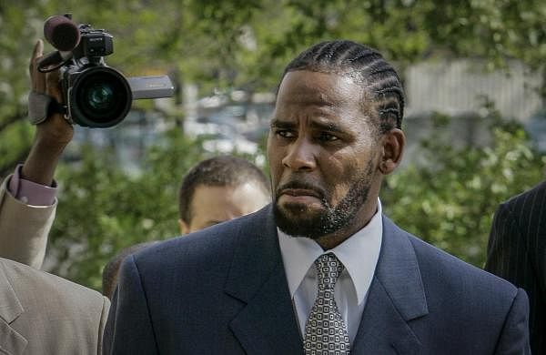 R&B musician R. Kelly convicted in sex trafficking trial