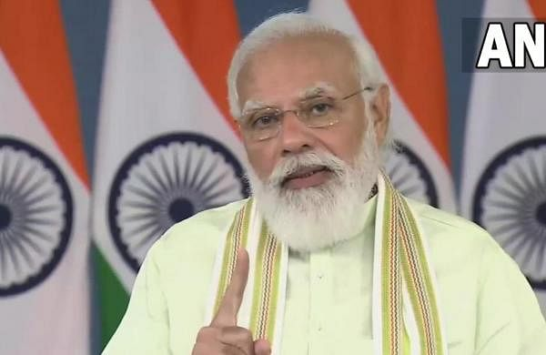 PM Narendra Modi launches 35 crop varieties with traits to address climate change, malnutrition
