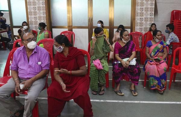 COVID-19: Over 1.13 lakh women receive jabs during special session in Mumbai in one day