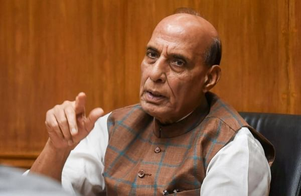 Water from 115 countries to be offered at Ayodhya, Rajnath says it replicates message of Vasudhaiva Kutumbakam