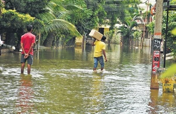 Maharashtra: Water reaches 'alert' mark in Godavari river amid heavy rains